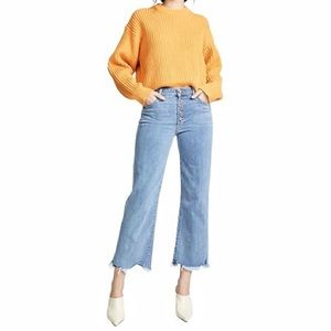 NWT Joe's Jeans High Rise Destroyed Jeans Sz 29